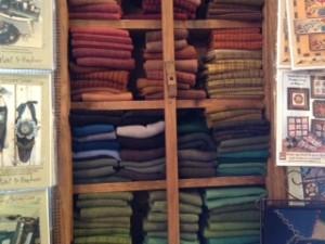 Pieceful Gathering wools