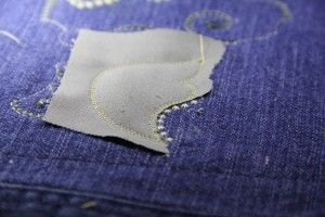 applique fabric