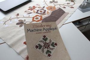 Mastering Machine Applique by Harriet Hargrave.