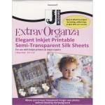 printable organza sheets