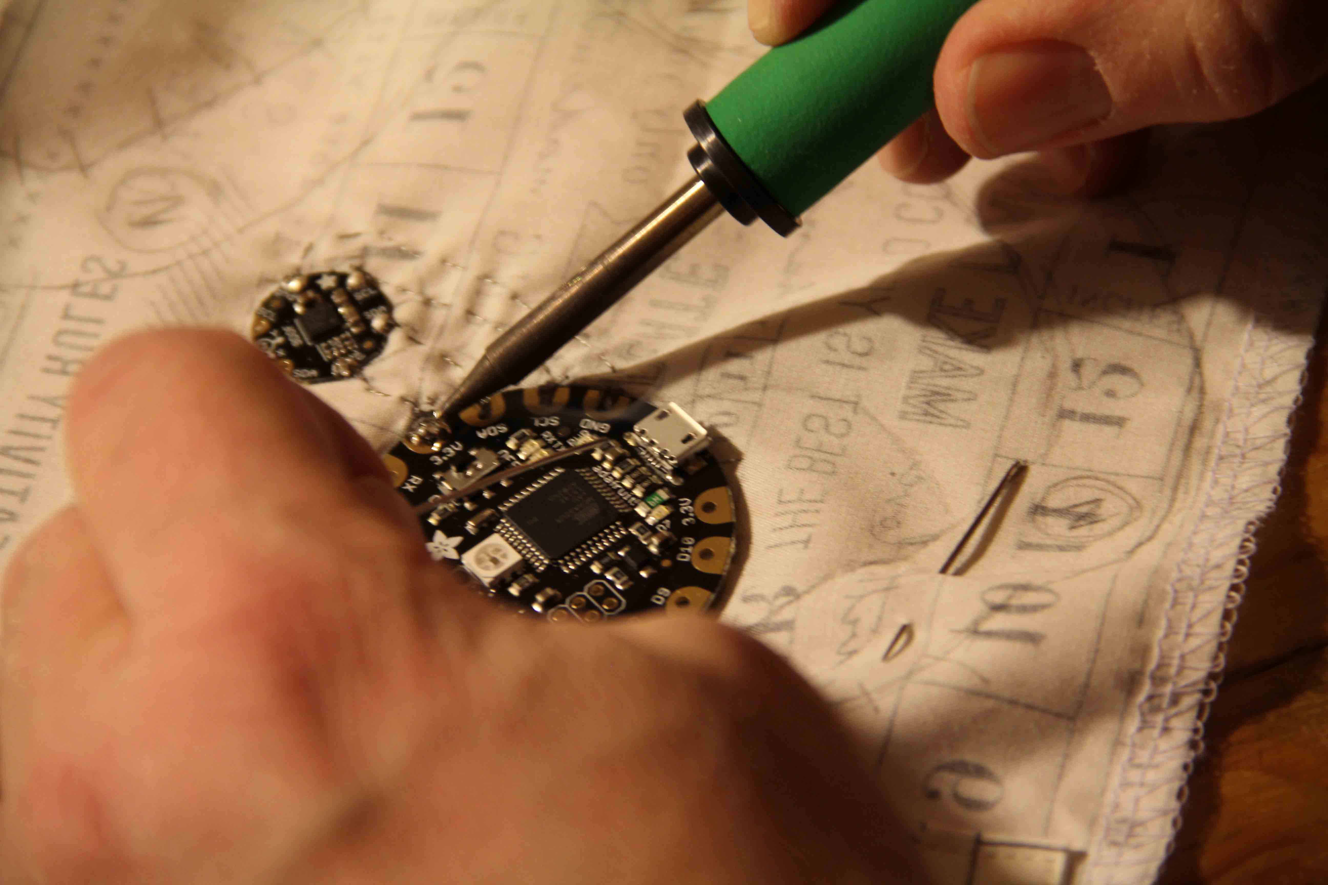 solder