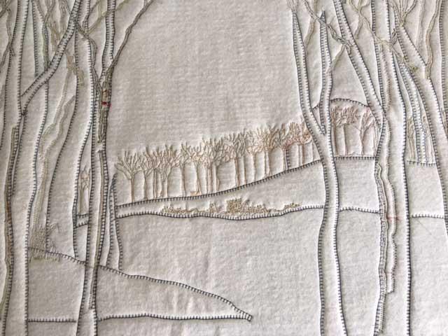 wool trees back