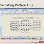Alternating Pattern Fills.