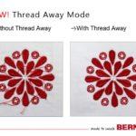 Thread Away Mode.